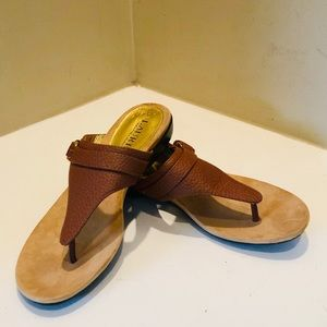Ralph Lauren Thong Sandals 6.5